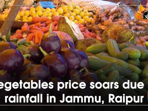 Vegetables price goes high in Jammu and Chhattisgarh