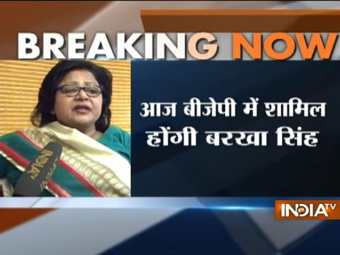 Barkha Singh to join BJP as Congress expels her for 'anti-party activities'