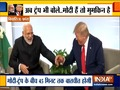 PM Modi and US President Donald Trump shares some light moment on sideline of G-7 Summit