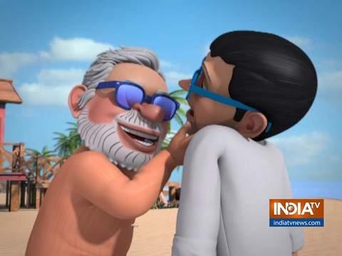 OMG: Modi-phobic Rahul Gandhi plays Wayanad card