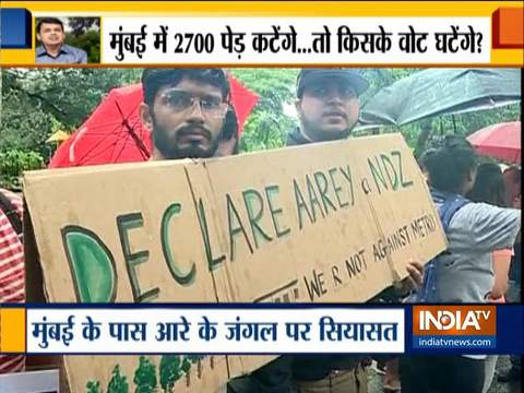 मुंबई में मेट्रो के लिए काटे जाएंगे 2700 पेड़, किसको होगा फायदा?