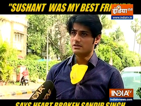 Filmaker Sandip SSingh talks about his late best friend Sushant Singh Rajput