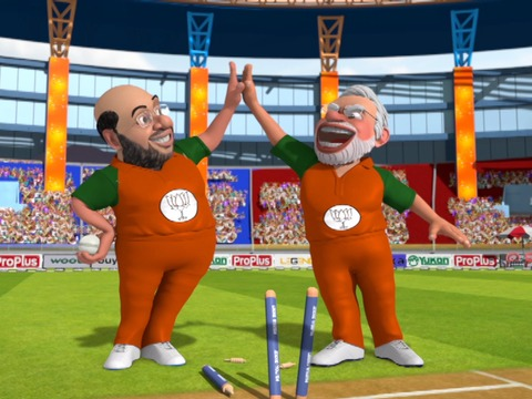 OMG! Who will win the cup in Indian Political League?