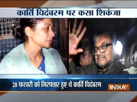 INX media case: Indrani Mukerjea, Karti Chidambaram face off in Mumbai jail