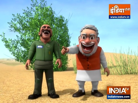 OMG: PM Modi, Abhinandan terrify Imran Khan and Bajwa