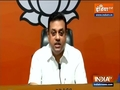 BJP's Sambit Patra Slams Digvijaya Singh On Clubhouse chat Row