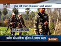In Bihar's Gaya, security forces use drones to control drug menace