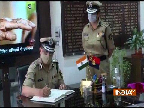 राकेश अस्थाना बने दिल्ली के नए पुलिस कमिश्नर
