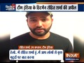 Rohit Sharma urges people to take care amid COVID-19 outbreak