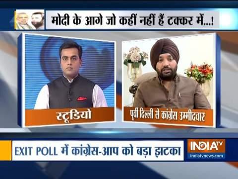 एग्जिट पोल 2019: बीजेपी दिल्ली की सभी 7 सीटें जीतेगी