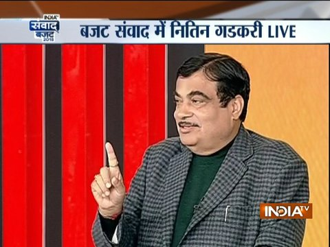 People will happily work under Ramdev looking at his huge turnover: Nitin Gadkari