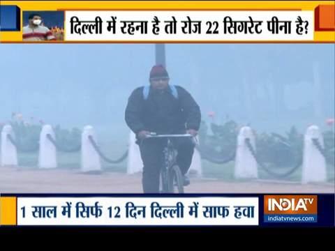 दिल्ली में हेल्थ इमरजेंसी पर चौकाने वाली रिपोर्ट