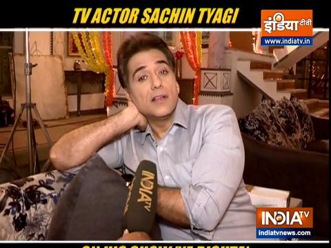 Actor Sachin Tyagi spills beans on upcoming episodes of Yeh Rishta Kya Kehlata Hai