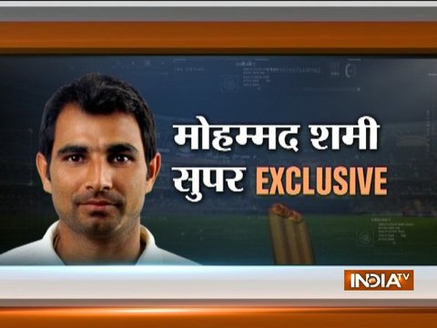 Mohammed Shami backs coach Ravi Shastri's jibe at critics