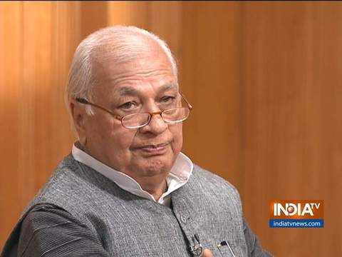 Those accusing others of making 'Hindu Rashtra' have intolerant tendencies themselves: Arif Mohammed Khan
