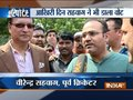 DDCA Elections 2018: Former India opener Virender Sehwag casts his vote