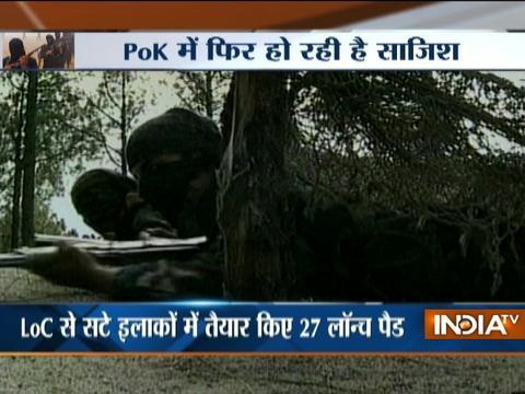 Pakistan helping terrorists to enter Indian territories
