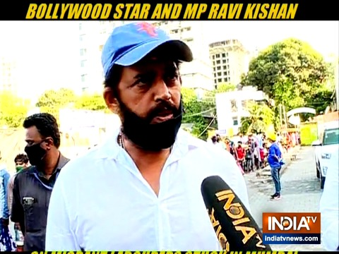 Actor and MP Ravi Kishan talks about the plight of migrants workers