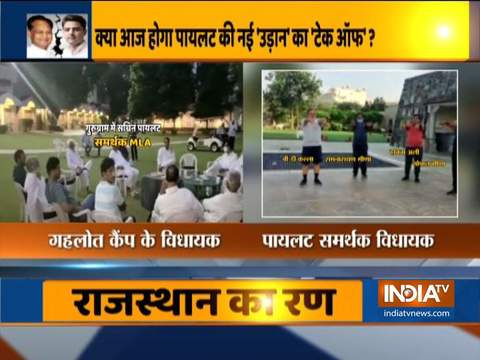 Congress does not want to repeat the mistake made in Jyotiraditya Scindia's case