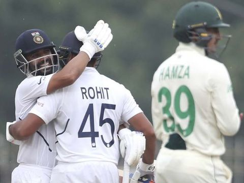 IND vs SA 3rd Test: बारिश से प्रभावित पहले दिन भारत रोहित के शतक की बदौलत 3 विकेट पर 224 रन
