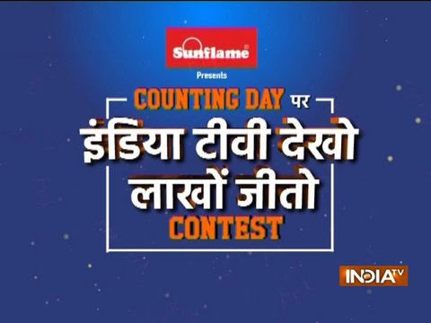 December 11: Watch India TV on Counting Day and win amazing prices