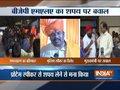 BJP MLA Raja Singh denies to take oath in Telangana as pro-tem speaker is from AIMIM