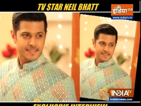 What TV actor Neil Bhatt said about his role in show 'Gum Hai Kisi Ke Pyar Mein'