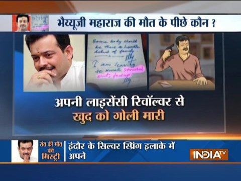 Trishool: Truth behind Bhaiyyuji Maharaj's second wedding