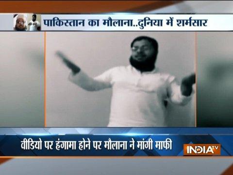 Video of Muslim cleric dancing on bollywood songs goes viral