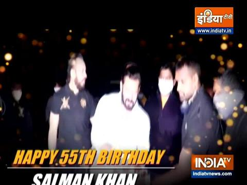 Taking you inside Salman Khan's birthday celebration at Panvel farmhouse
