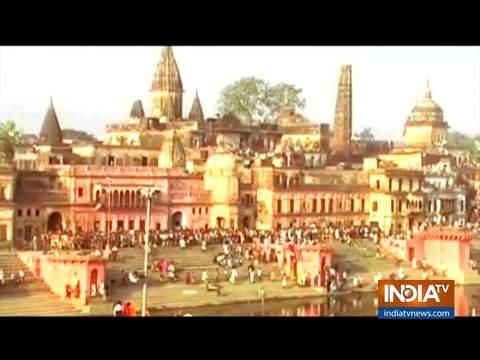 राम मंदिर: देखिए अयोध्या में राम मंदिर को लेकर कैसी चल रही है तैयारियां