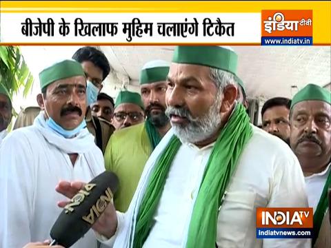 Ground Report | Samyukta Morcha to go to Uttarakhand, UP, Punjab and talk to farmers on govt's policies: Tikait