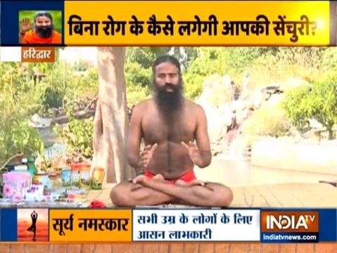 स्वस्थ रहने के लिए हेल्दी फूड के साथ नींद भी है बेहद जरूरी: स्वामी रामदेव
