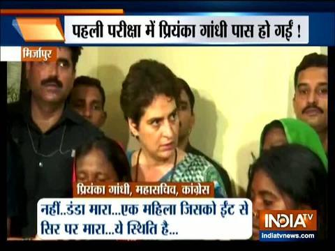 क्या प्रियंका गांधी की एक्शन पॉलिटिक्स कांग्रेस पार्टी के काम आयेगी ?