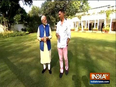 मुख्यमंत्री से प्रधानमंत्री तक के सफर में नरेंद्र मोदी ने इन बातों को दिया ज्यादा महत्व