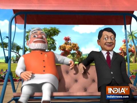 OMG: PM Modi invites Chinese President Xi Jinping for informal summit in Chennai
