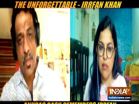 EXCLUSIVE: Director Anurag Basu remembers Irrfan Khan