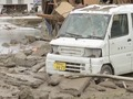Victims begin cleanup in Japan typhoon aftermath