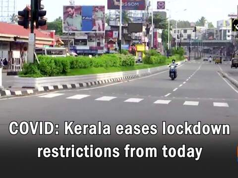 COVID: Kerala eases lockdown restrictions from today