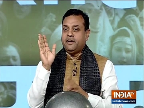 How many more times will Rahul Gandhi be launched, asks Sambit Patra