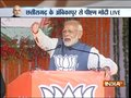 People disproved that it was right of only one family to speak from Red Fort, says PM Modi