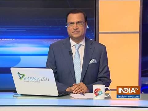 आज की बात रजत शर्मा के साथ | 21 अक्टूबर, 2019