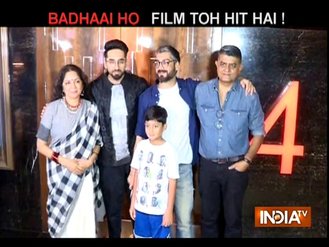 Badhaai Ho movie: All the actors loved the content of the film