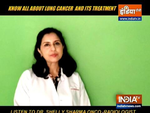जानिए लंग कैंसर और उसके प्रकारों के बारे में