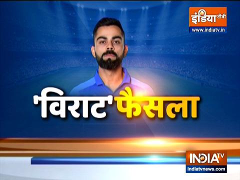 इंग्लैंड श्रृंखला ने विराट कोहली के T20I कप्तानी से हटने के फैसले को हवा दी: मनिंदर सिंह