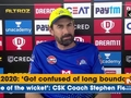 IPL 2020: 'Got confused of long boundaries, pace of the wicket': CSK Coach Stephen Fleming