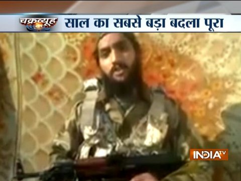 Sunjawan terror attack mastermind killed by Army in South Kashmir's Awantipora