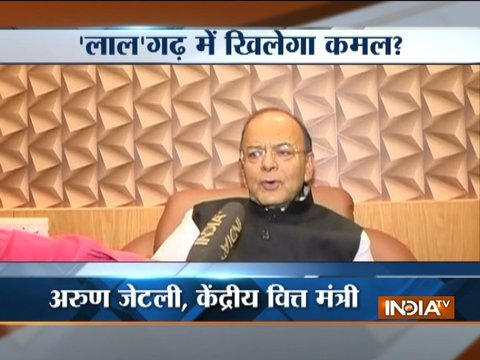 Tripura polls: Arun Jaitley releases BJP's vision document