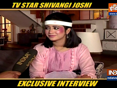 Yeh Rishta Kya Kehlata Hai's Shivangi Joshi talks about playing Naira and Sirat