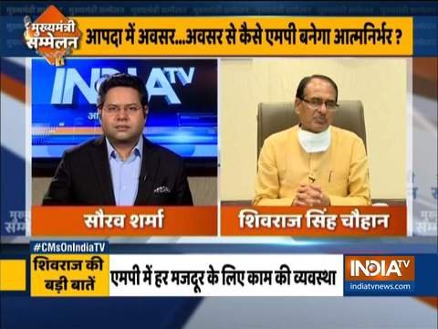 MP CM tells India TV how he plans to unlock the state amid COVID-19 outbreak
